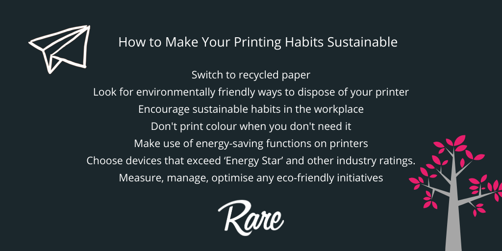 Sustainable Print